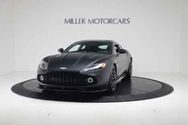 New 2019 Aston Martin Vanquish Zagato Shooting Brake for sale Sold at Maserati of Westport in Westport CT 06880 2