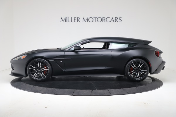 New 2019 Aston Martin Vanquish Zagato Shooting Brake for sale Sold at Maserati of Westport in Westport CT 06880 3