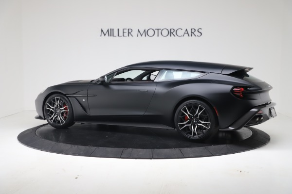 New 2019 Aston Martin Vanquish Zagato Shooting Brake for sale Sold at Maserati of Westport in Westport CT 06880 4