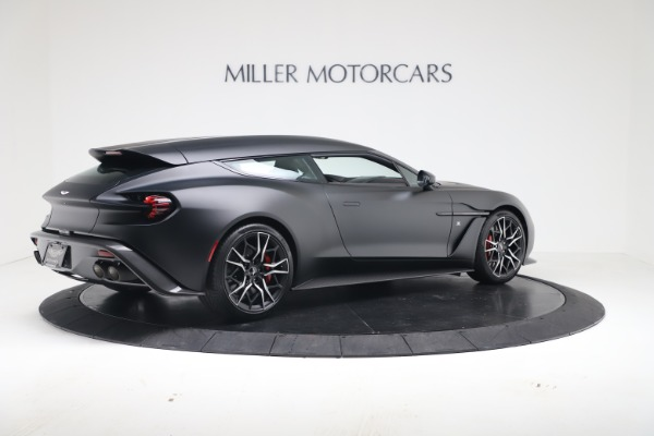 New 2019 Aston Martin Vanquish Zagato Shooting Brake for sale Sold at Maserati of Westport in Westport CT 06880 8