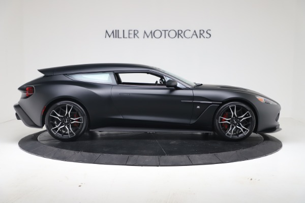 New 2019 Aston Martin Vanquish Zagato Shooting Brake for sale Sold at Maserati of Westport in Westport CT 06880 9