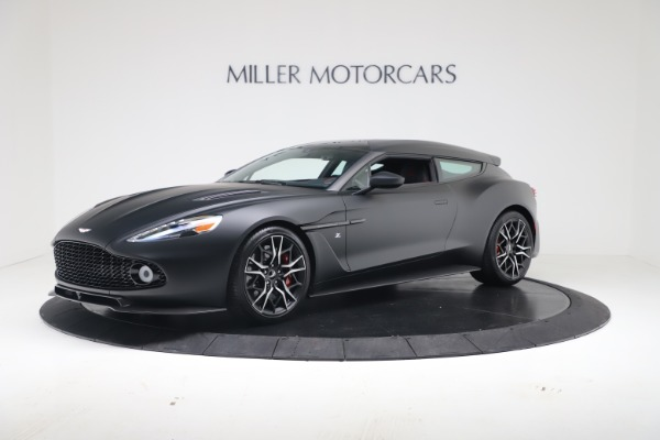 New 2019 Aston Martin Vanquish Zagato Shooting Brake for sale Sold at Maserati of Westport in Westport CT 06880 1