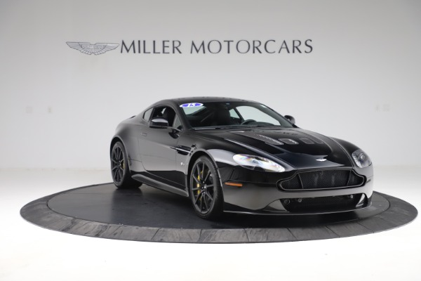 Used 2015 Aston Martin V12 Vantage S Coupe for sale $99,900 at Maserati of Westport in Westport CT 06880 10