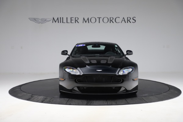 Used 2015 Aston Martin V12 Vantage S Coupe for sale $99,900 at Maserati of Westport in Westport CT 06880 11