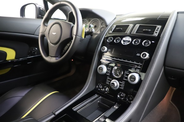 Used 2015 Aston Martin V12 Vantage S Coupe for sale $99,900 at Maserati of Westport in Westport CT 06880 15
