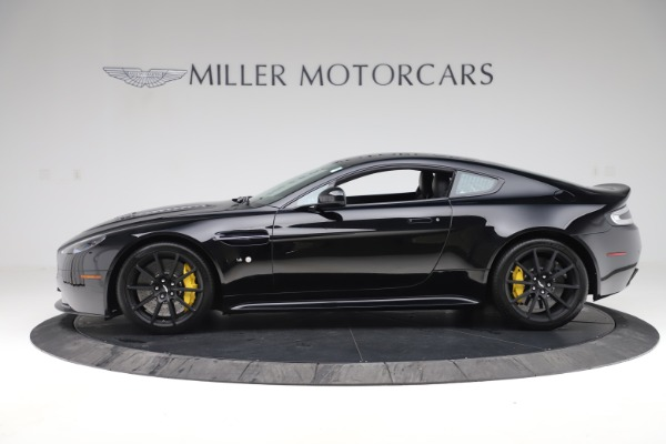 Used 2015 Aston Martin V12 Vantage S Coupe for sale $99,900 at Maserati of Westport in Westport CT 06880 3