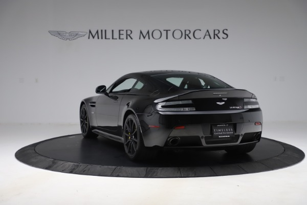 Used 2015 Aston Martin V12 Vantage S Coupe for sale $99,900 at Maserati of Westport in Westport CT 06880 5