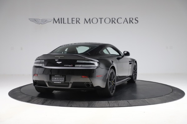 Used 2015 Aston Martin V12 Vantage S Coupe for sale $99,900 at Maserati of Westport in Westport CT 06880 7