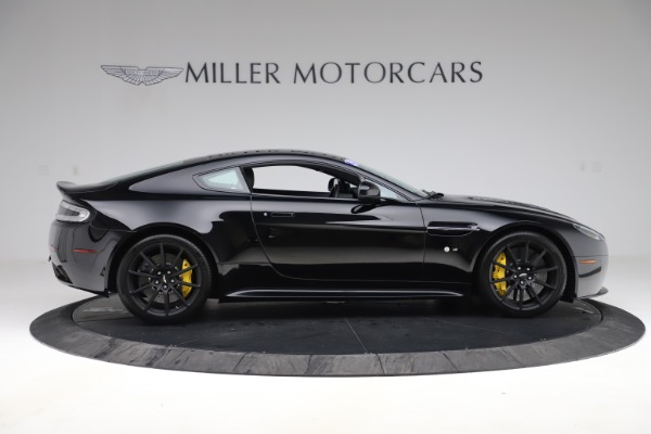Used 2015 Aston Martin V12 Vantage S Coupe for sale $99,900 at Maserati of Westport in Westport CT 06880 8