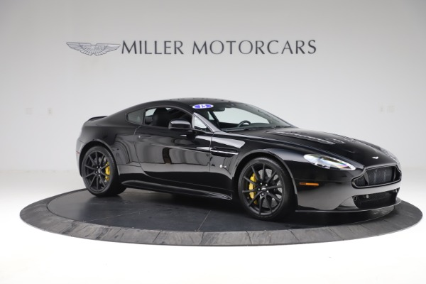 Used 2015 Aston Martin V12 Vantage S Coupe for sale $99,900 at Maserati of Westport in Westport CT 06880 9
