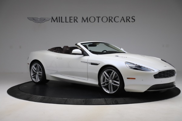 Used 2012 Aston Martin Virage Volante for sale Sold at Maserati of Westport in Westport CT 06880 10