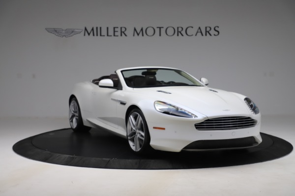 Used 2012 Aston Martin Virage Volante for sale Sold at Maserati of Westport in Westport CT 06880 11