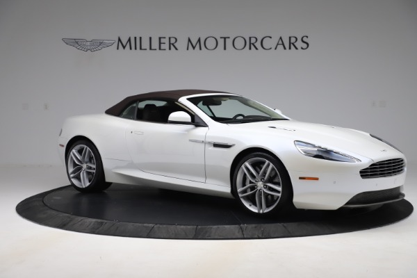Used 2012 Aston Martin Virage Volante for sale Sold at Maserati of Westport in Westport CT 06880 14