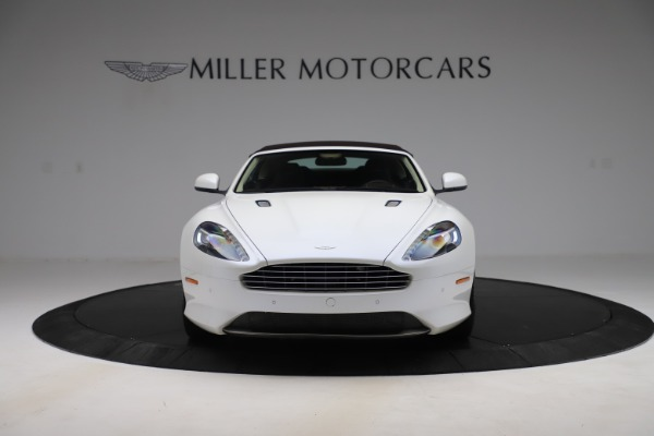 Used 2012 Aston Martin Virage Volante for sale Sold at Maserati of Westport in Westport CT 06880 16