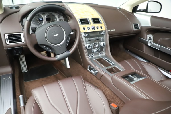 Used 2012 Aston Martin Virage Volante for sale Sold at Maserati of Westport in Westport CT 06880 21