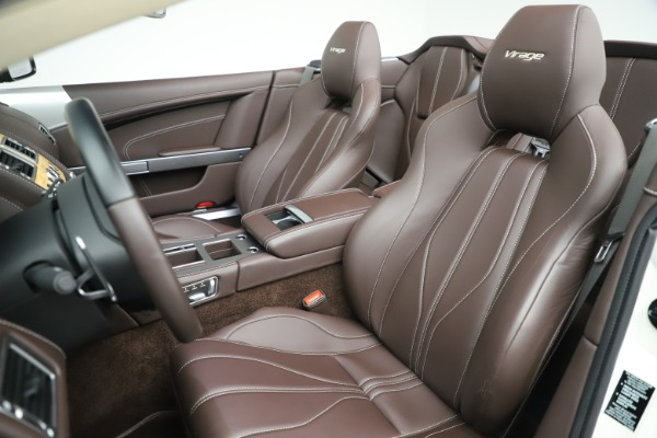 Used 2012 Aston Martin Virage Volante for sale Sold at Maserati of Westport in Westport CT 06880 22