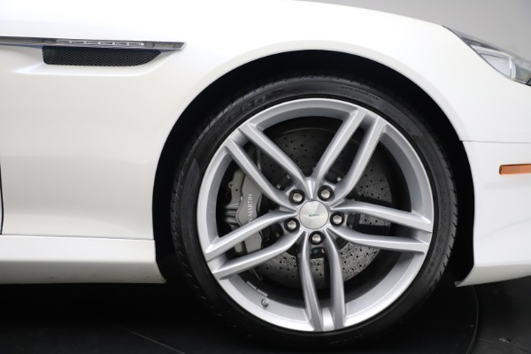Used 2012 Aston Martin Virage Volante for sale Sold at Maserati of Westport in Westport CT 06880 28