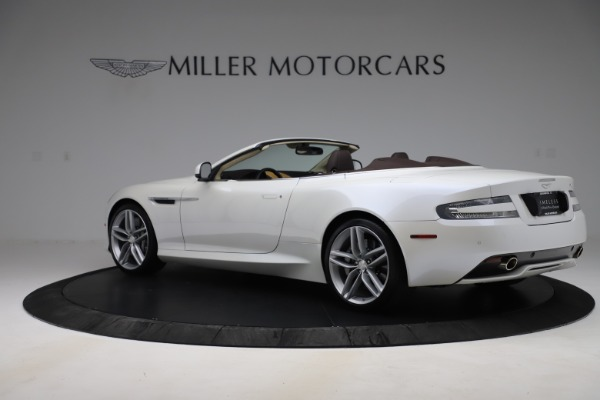 Used 2012 Aston Martin Virage Volante for sale Sold at Maserati of Westport in Westport CT 06880 4