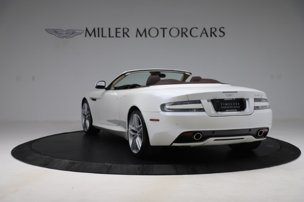 Used 2012 Aston Martin Virage Volante for sale Sold at Maserati of Westport in Westport CT 06880 5