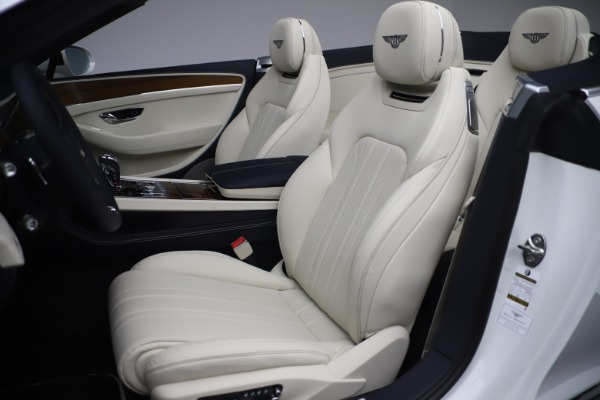 New 2020 Bentley Continental GTC V8 for sale Sold at Maserati of Westport in Westport CT 06880 25