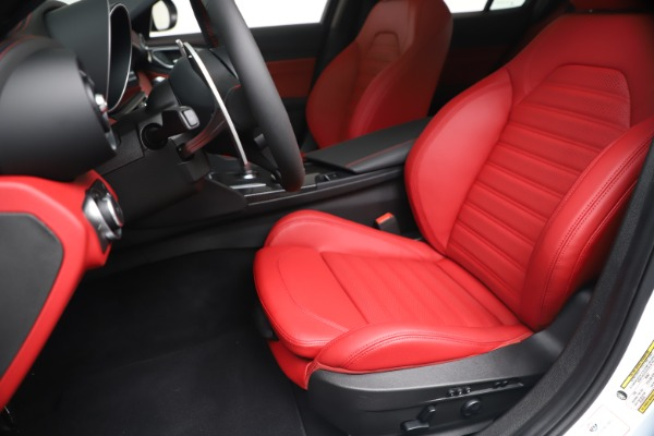 New 2019 Alfa Romeo Giulia Ti Sport Carbon Q4 for sale Sold at Maserati of Westport in Westport CT 06880 15