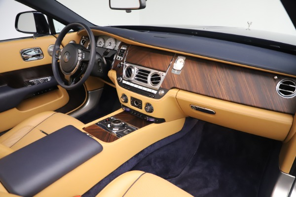 Used 2017 Rolls-Royce Dawn for sale Call for price at Maserati of Westport in Westport CT 06880 26