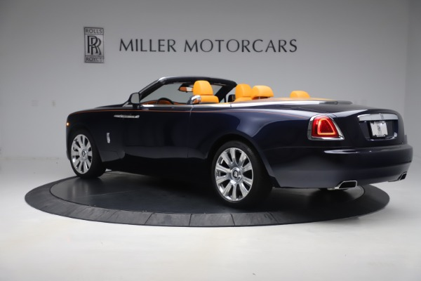 Used 2017 Rolls-Royce Dawn for sale $265,900 at Maserati of Westport in Westport CT 06880 4
