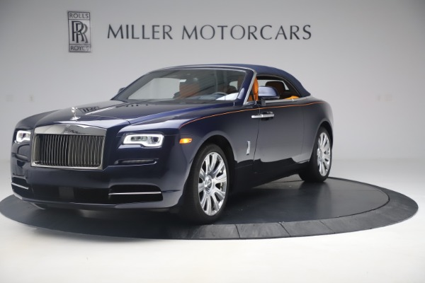 Used 2017 Rolls-Royce Dawn for sale $265,900 at Maserati of Westport in Westport CT 06880 9