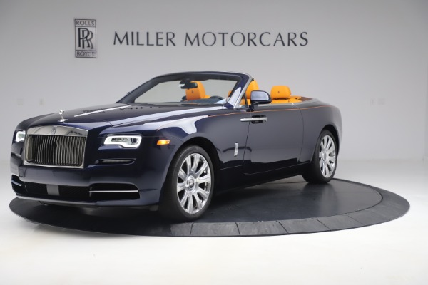 Used 2017 Rolls-Royce Dawn for sale $265,900 at Maserati of Westport in Westport CT 06880 1