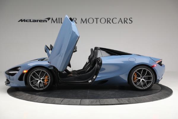 New 2020 McLaren 720S Spider Convertible for sale Sold at Maserati of Westport in Westport CT 06880 17