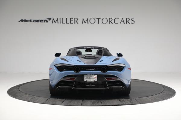 New 2020 McLaren 720S Spider Convertible for sale Sold at Maserati of Westport in Westport CT 06880 5