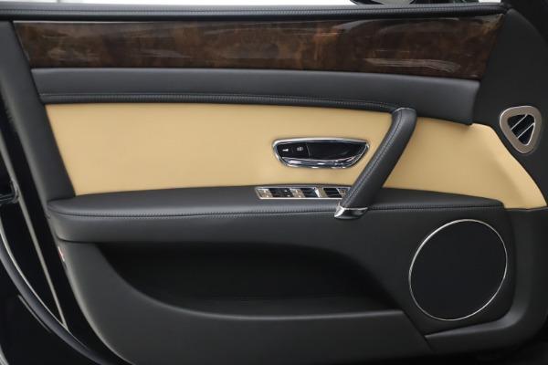 Used 2016 Bentley Flying Spur V8 for sale Sold at Maserati of Westport in Westport CT 06880 17