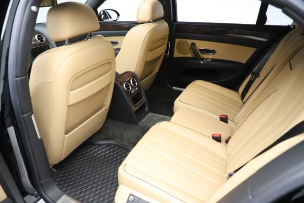 Used 2016 Bentley Flying Spur V8 for sale Sold at Maserati of Westport in Westport CT 06880 21