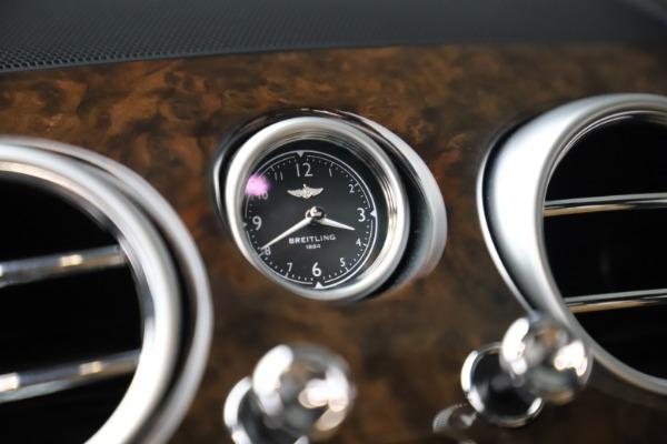 Used 2016 Bentley Flying Spur V8 for sale Sold at Maserati of Westport in Westport CT 06880 23