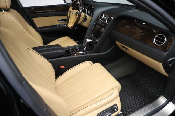 Used 2016 Bentley Flying Spur V8 for sale Sold at Maserati of Westport in Westport CT 06880 25
