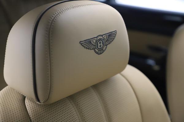 Used 2016 Bentley Flying Spur V8 for sale Sold at Maserati of Westport in Westport CT 06880 27