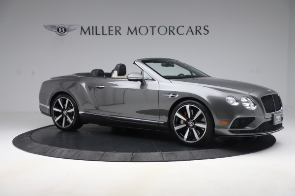 Used 2016 Bentley Continental GTC V8 S for sale Sold at Maserati of Westport in Westport CT 06880 10