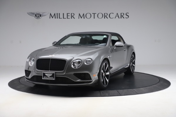 Used 2016 Bentley Continental GTC V8 S for sale Sold at Maserati of Westport in Westport CT 06880 13