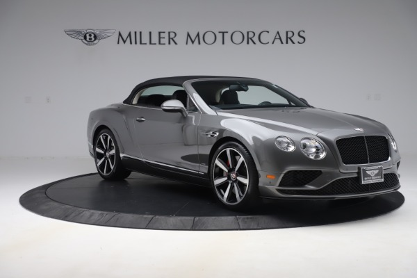 Used 2016 Bentley Continental GTC V8 S for sale Sold at Maserati of Westport in Westport CT 06880 18