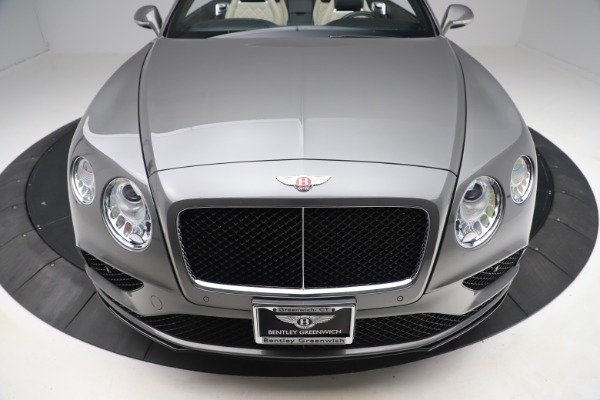 Used 2016 Bentley Continental GTC V8 S for sale Sold at Maserati of Westport in Westport CT 06880 19