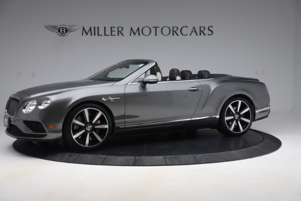 Used 2016 Bentley Continental GTC V8 S for sale Sold at Maserati of Westport in Westport CT 06880 2