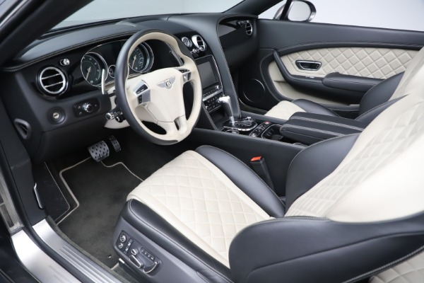 Used 2016 Bentley Continental GTC V8 S for sale Sold at Maserati of Westport in Westport CT 06880 23