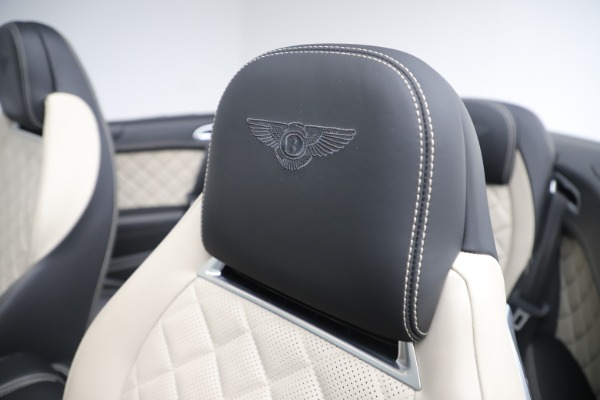 Used 2016 Bentley Continental GTC V8 S for sale Sold at Maserati of Westport in Westport CT 06880 26