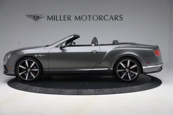 Used 2016 Bentley Continental GTC V8 S for sale Sold at Maserati of Westport in Westport CT 06880 3