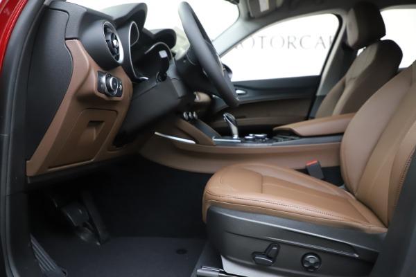 New 2019 Alfa Romeo Stelvio Q4 for sale Sold at Maserati of Westport in Westport CT 06880 14