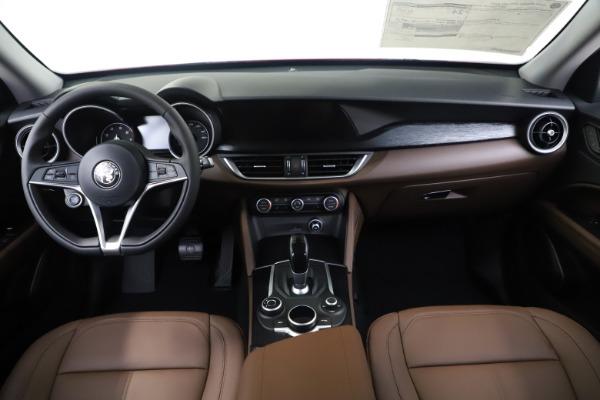 New 2019 Alfa Romeo Stelvio Q4 for sale Sold at Maserati of Westport in Westport CT 06880 16