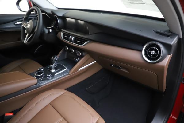 New 2019 Alfa Romeo Stelvio Q4 for sale Sold at Maserati of Westport in Westport CT 06880 22