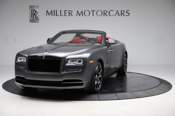New 2020 Rolls-Royce Dawn Black Badge for sale $477,975 at Maserati of Westport in Westport CT 06880 1