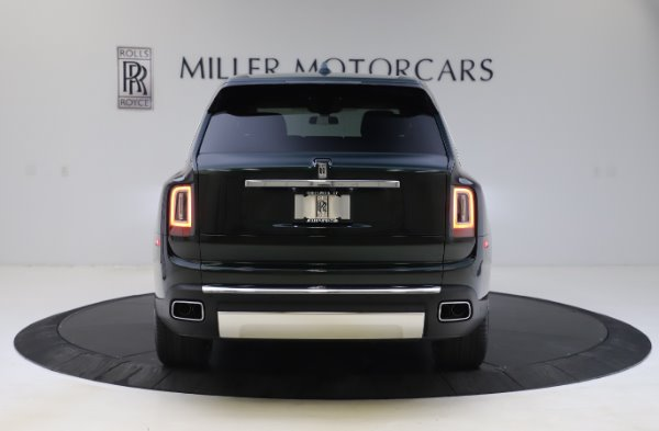 New 2020 Rolls-Royce Cullinan for sale $348,975 at Maserati of Westport in Westport CT 06880 5