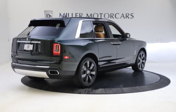 New 2020 Rolls-Royce Cullinan for sale $348,975 at Maserati of Westport in Westport CT 06880 6